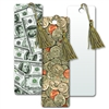 3D Lenticular Flip Coins Dollars USA Currency Bookmark