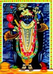 3D Lenticular India Picture Poster Meditation God