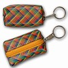 3D Lenticular Key Chain, Key Ring, Lipstick Case, Coin Purse, Changing Image Pattern , Rainbow Color, R-035-Globi