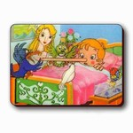 3D Lenticular Magnet - Long Nose, The Adventures of Pinocchio ASP-1007-MAL