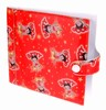 Betty Boop Lenticular CD Case / Wallet (Holds 20), Changing Image Pattern, Red