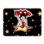 "Betty Boop Lenticular 4""x6"" Magnet Deluxe 4""x6"", Changing Image, Black"