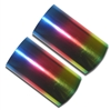 Hot Foil Stamp Rolls Rainbow