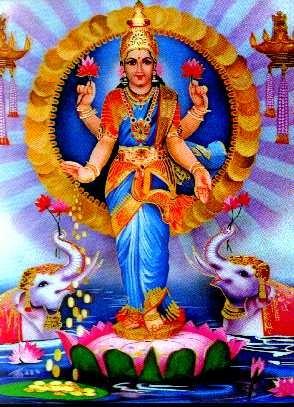 Picture Hindu 3d Lenticular Goddess Religion