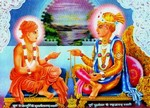 3D Lenticular Hindu Picture United Goddess God