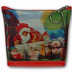 Lenticular Purse, 3D Lenticular Picture, Dwafs from The  Snow   White and the Seven Dwarfs, PK-028-Pavia