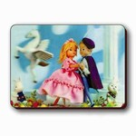 3D Lenticular Magnet - LITTLE DANCER PK-105-MAL