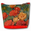 Lenticular Purse, 3D Lenticular Image, Red and Yellow Roses, pk-125-Pavia