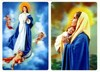 3D Lenticular POSTCARD - HOLY MOTHER-DC