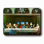 3D Lenticular THE LAST SUPPER Magnet PK-359-MAL