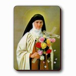 3D Lenticular Magnet - ST.THERESE DE LISEUX RC-502-MAL