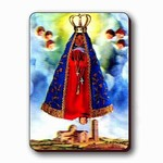3D Lenticular Magnet - VIRGIN W/ANGELS RC-634-MAL