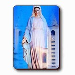 3D Lenticular Magnet - VIRGIN/CHURCH RC-641-MAL