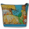 Lenticular Purse, Changing Lenticular Images, Asterix Uno Obelix, RC-809-Pavia