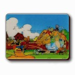 3D Lenticular Magnet - ASTERIX and OBELIX RC-813-MAL