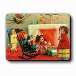3D Lenticular Magnet - KIDS & ROCKING CHAIR SSP-044-MAL