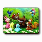 3D Lenticular Magnet - INFLATABLE ANIMALS SSP-082-MAL