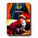 3D Lenticular Magnet - CHILD PRAYING SSP-323-MAL