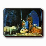 3D Lenticular Magnet - THE NATIVITY 2 ST-009-MAL
