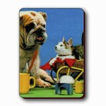 3D Lenticular Dog and Cat - Magnet VSP-019-MAL
