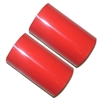 Hot Foil Stamp Rolls Red